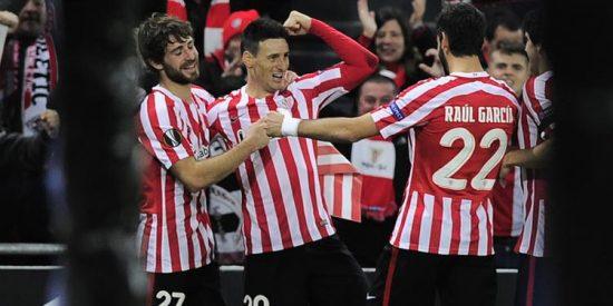 El Athletic gana con suspense al Sassuolo y asegura el pase a la siguiente ronda