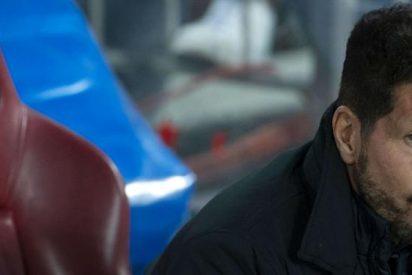 El Atlético de Simeone empieza a levantar las primeras dudas