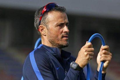 El dedo de Luis Enrique señala a un intocable del Barça