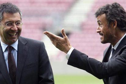 El delantero que el Barça no perdió de vista en la Champions League