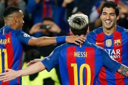 El día en que Luis Suárez dejó a Leo Messi con la boca abierta