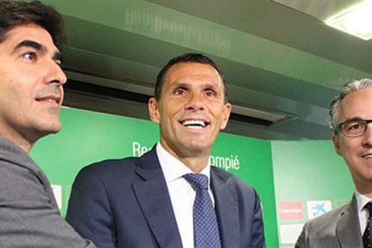 El futbolista que podría repescar el Betis para solventar su profunda crisis