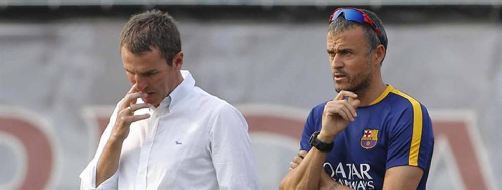 El jugador que está dispuesto a todo para fichar por el Barça en enero
