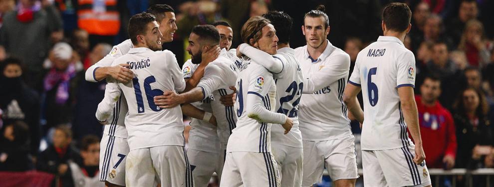 El Madrid se plantea la venta de una de sus estrellas (y no es James)