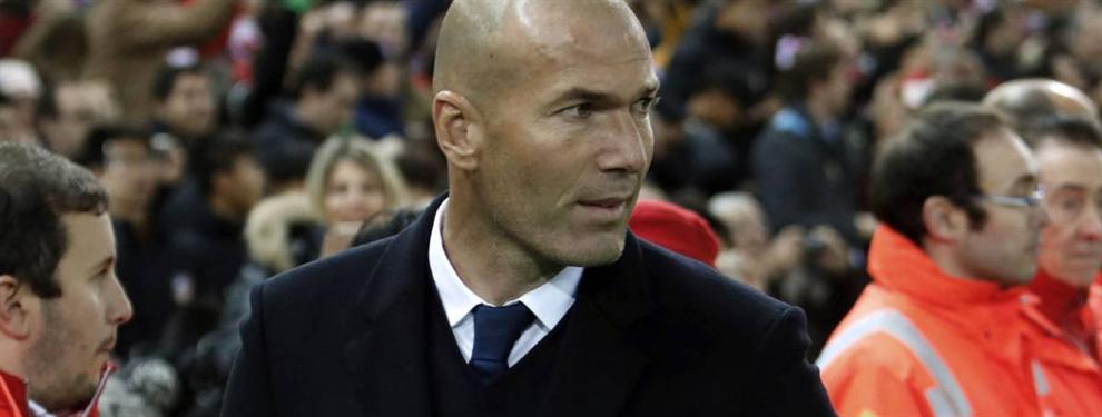 El mensaje que ha hecho más feliz a Zinedine Zidane