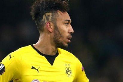 El misterioso castigo del Borussia Dortmund a Aubameyang