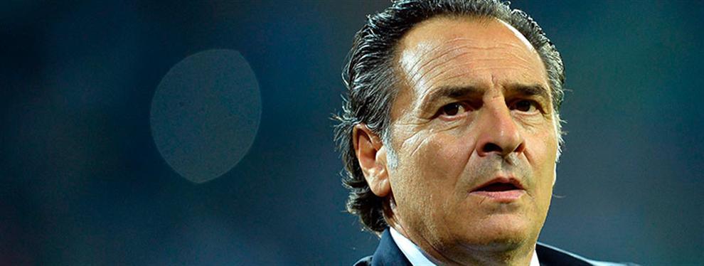 El nuevo objetivo del Valencia en la Serie A (por cortesía de Prandelli)
