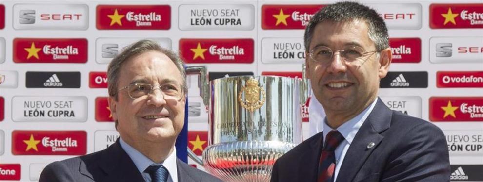 El objetivo de Real Madrid y Barça que se pegó la juerga padre en Milán