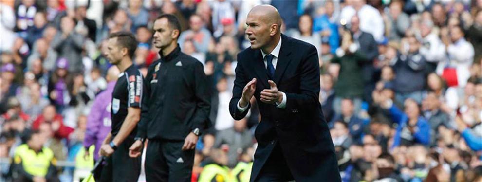 El pacto secreto de Zidane con un peso pesado del vestuario del Madrid