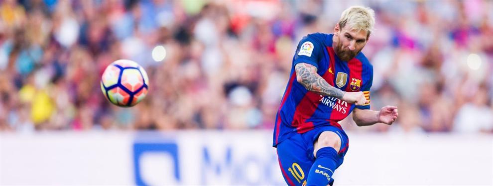 """El plan de Corea del Norte para crear jugadores """"con más talento que Messi"""""""