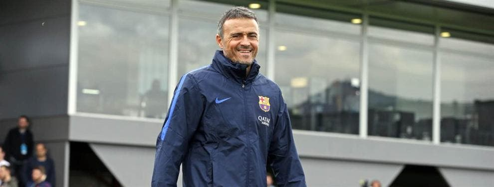 El plan de Luis Enrique para sacarle más partido a un fichaje del Barça