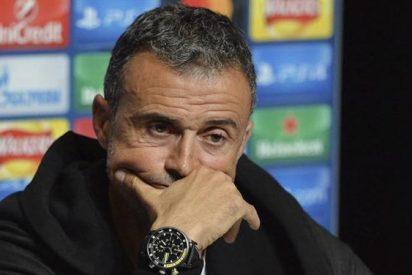 El plan secreto de Luis Enrique contra el Sevilla