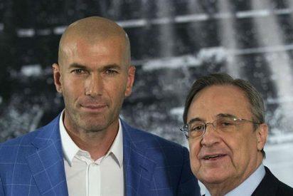 El secreto desvelado de Florentino Pérez que no ha gustado nada a Zidane
