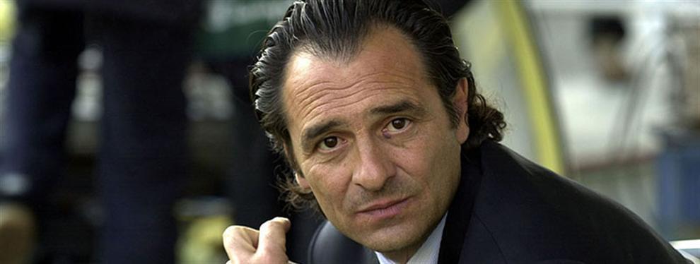 El ultimátum de Césare Prandelli a uno de sus jugadores en el Valencia