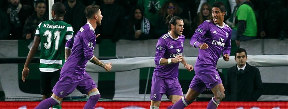 El vestuario del Barça quiere a un titular del Real Madrid para el clásico
