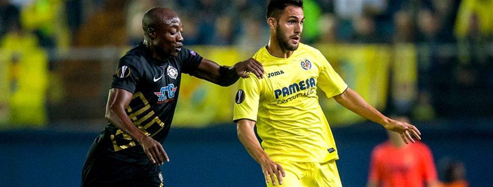 El Villarreal pierde la cabeza contra un sorprendente Osmanlispor turco