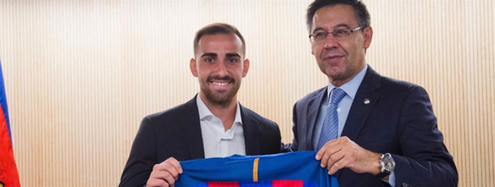 En el Barça empiezan a asumir que se han equivocado con Alcácer