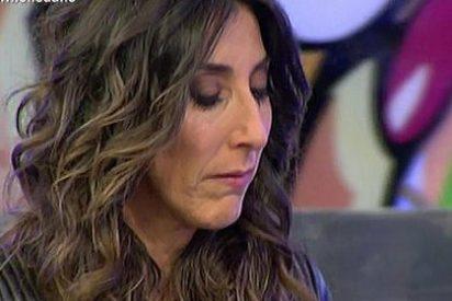 Cabreo sin precedentes de Paz Padilla ante unas comprometidas fotos suyas en el camerino