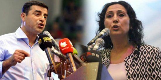 Turquía detiene por terrorismo a los presidentes del partido de la izquierda kurda