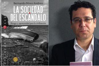 """Bernardo Pérez Andreo: """"Necesitamos una revolución personal, que las conciencias cambien"""""""
