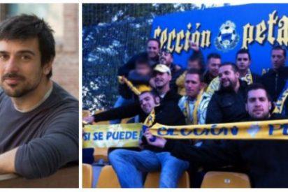 La mano derecha de 'black' Espinar: un hooligan del Alcorcón