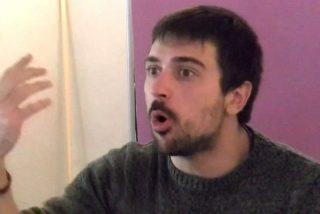 Ramón Espinar (PODEMOS).