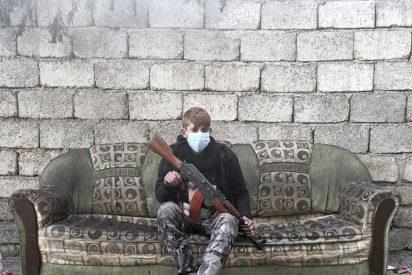 Así son las caras de los soldados que luchan contra el Estado Islámico en Mosul