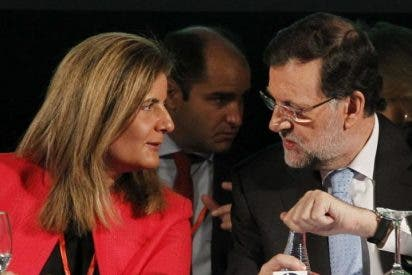 """Fátima Báñez: """"Veo posible llegar a 2020 con 20 millones de personas trabajando en España"""""""