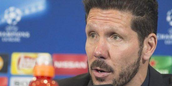 """Cholo Simeone: """"Cuando salió el sorteo muchos tenían dudas"""""""