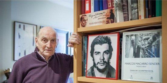 Fallece el poeta comunista, Marcos Ana