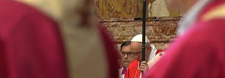 """Misa del Papa por los obispos difuntos: """"Se esforzaron por amar a todos, especialmente a los pobres y necesitados"""""""