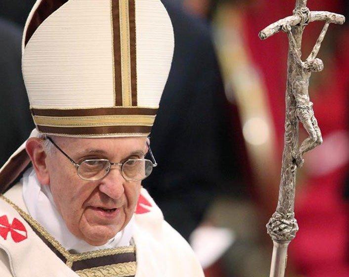 ¿En defensa del Papa Francisco?
