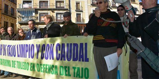 """Los """"sicarios y proxenetas enemigos"""" que asesinan el río Tajo"""