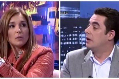"""Broncazo antológico de Naranjo a Garrote: """"Pensé que militabas en rebaños"""""""