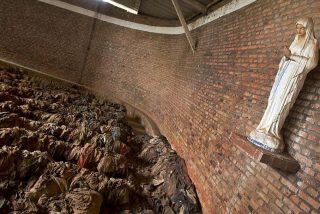 """Ruanda tilda de """"inadecuada"""" la disculpa de obispos por el genocidio"""