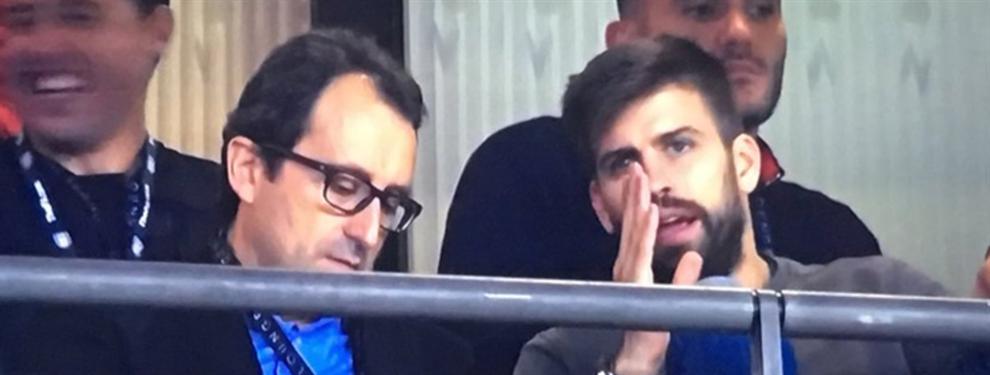 Gerard Piqué vuelve a sentirse la víctima de otra sucia campaña contra él