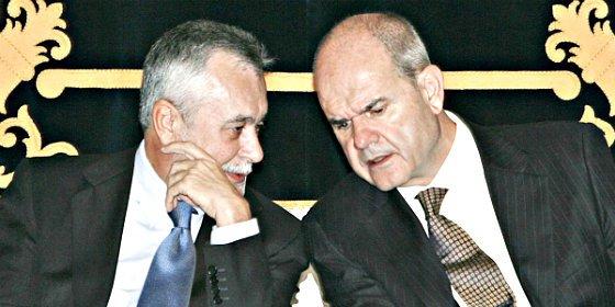 'ERE que ERE': Chaves y Griñán al borde del banquillo judicial