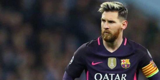 Guardiola cuenta su verdad del lío con Leo Messi en Manchester