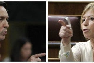 """León Gross arroja a las hienas a Hernando y Villalobos: """"Son dos estrellas faltonas del matonismo palabrero"""""""