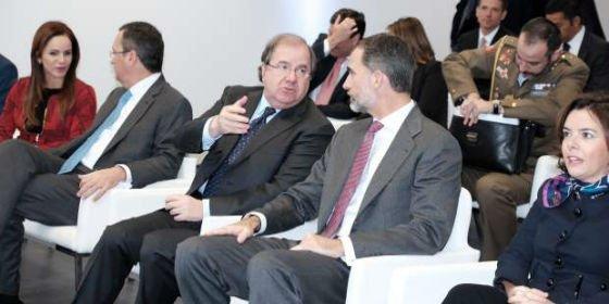 Herrera aplaude la labor de los empresarios