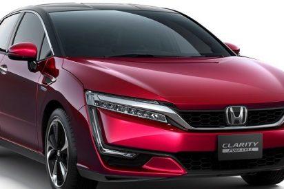 Honda Clarity Fuel Cell, 589 km de autonomía