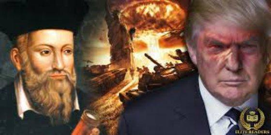 La siniestra profecía de Nostradamus sobre el triunfo de Donald Trump... y cómo afectará al mundo