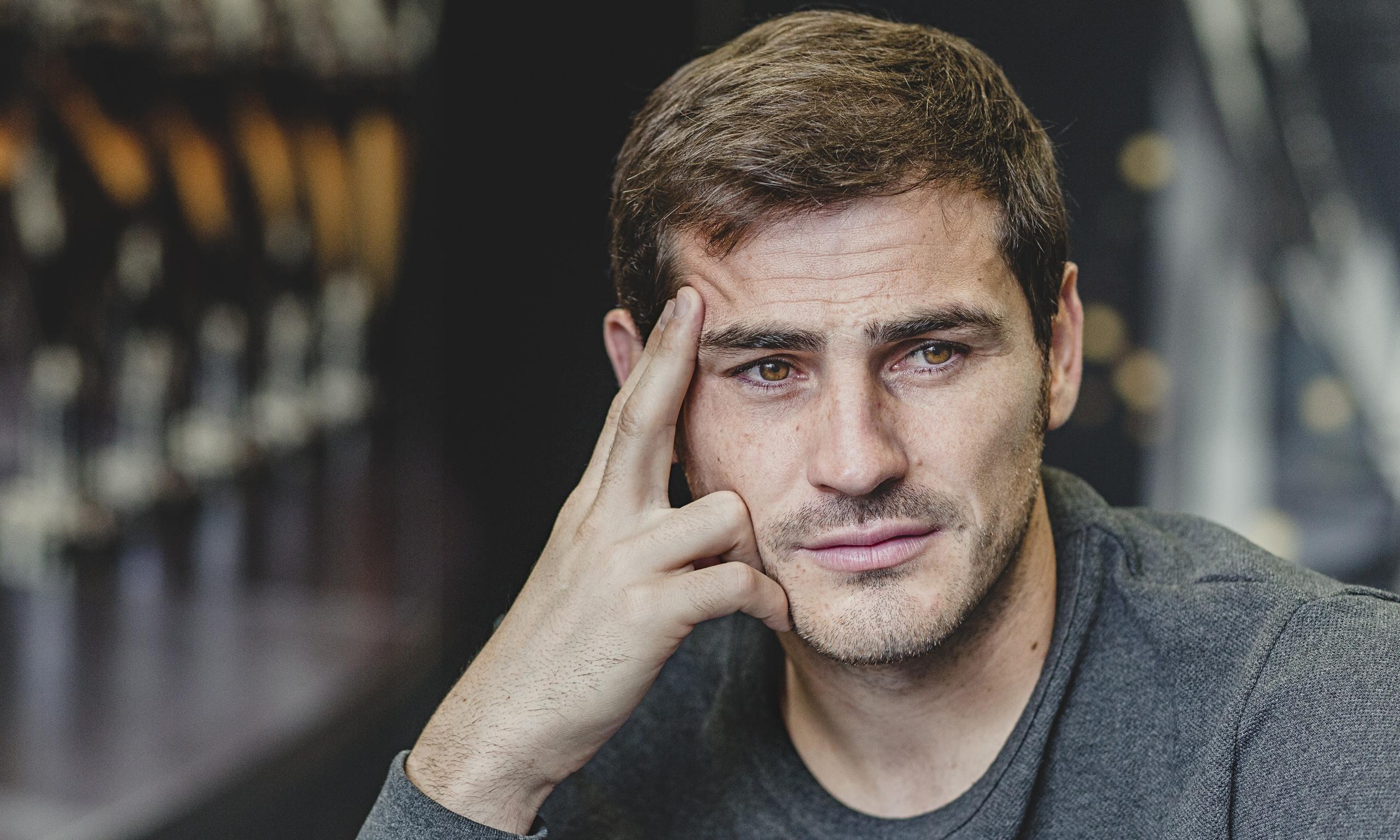 """Iker Casillas: """"El derbi es vital para el Atlético, el Real Madrid va más tranquilo al Calderón"""""""