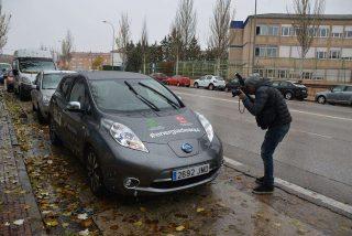 Los sorianos podrán desplazarse en coche eléctrico desde Soria capital a Calatayud