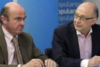 Montoro inicia contactos con el PSOE y De Guindos con Ciudadanos de cara a la aprobación del techo de gasto