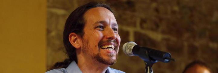 Descojone del bueno en Plaza Podemos: proposición para abolir la pizza de piña