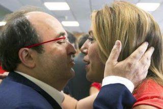 Miquel Iceta se la envaina ante Susana Díaz y la acepta como 'líder máxima'