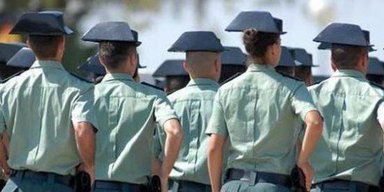 La Guardia Civil detiene a 8 macarras independentistas por la agresión a dos agentes de paisano en Alsasua