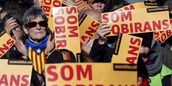 Independentismo en Cataluña: más madera y sobre todo mucha más pasta