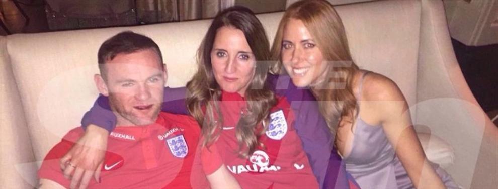Inglaterra ataca (y se mofa) de 'Wine' Rooney: ¡Qué portadas!